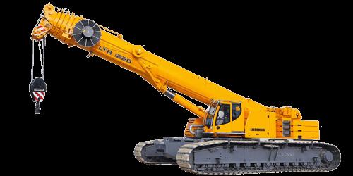 LTR 1220 – 220t Liebherr