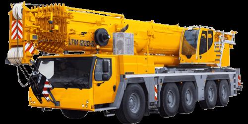 LTM 1230-5.1 230t Liebherr